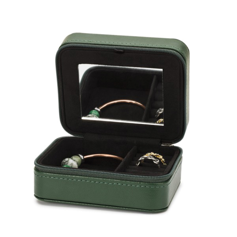 Trollbeads Travel Jewellery Box Dark Green